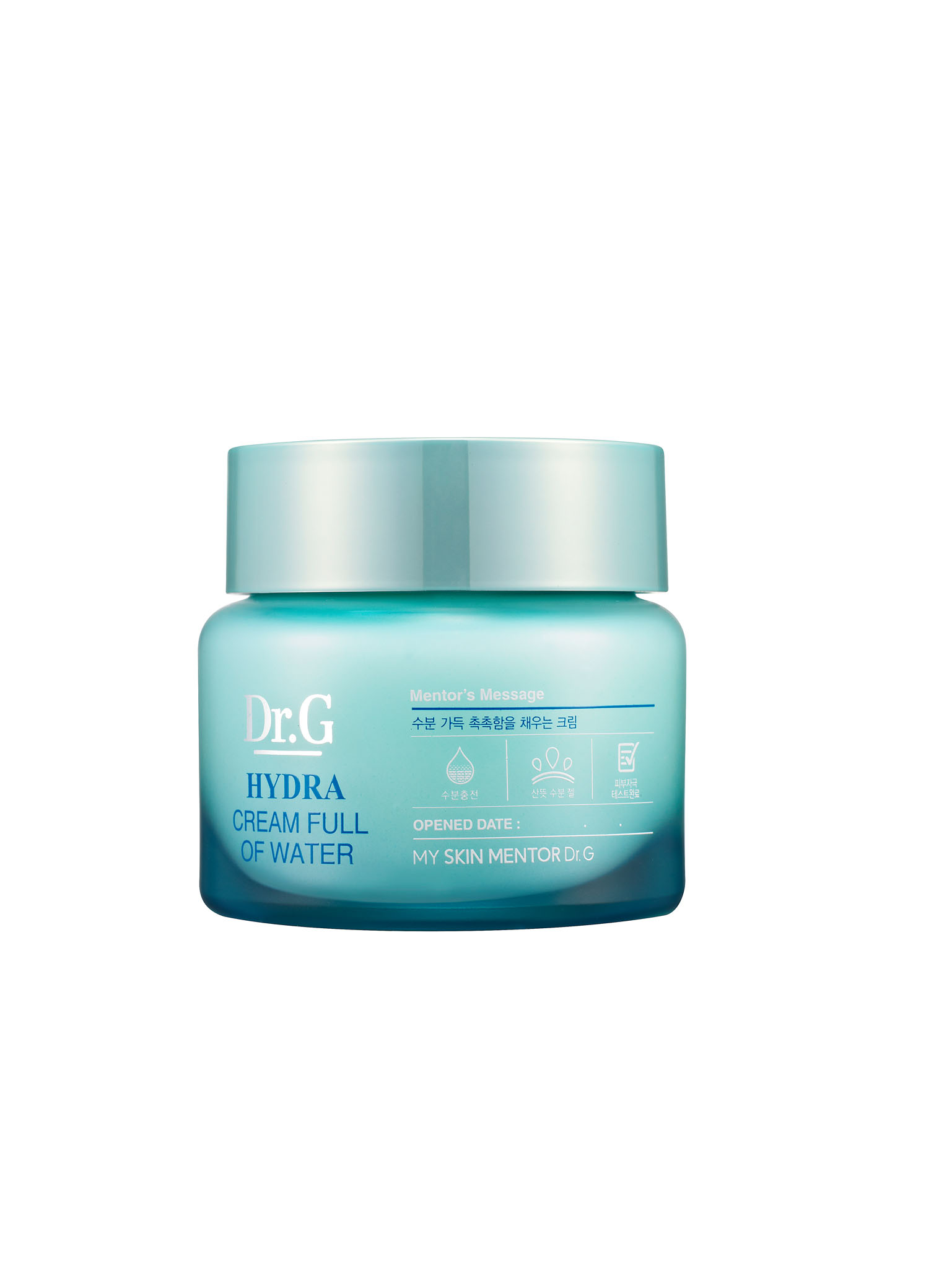 Hydra cream full of water dr g